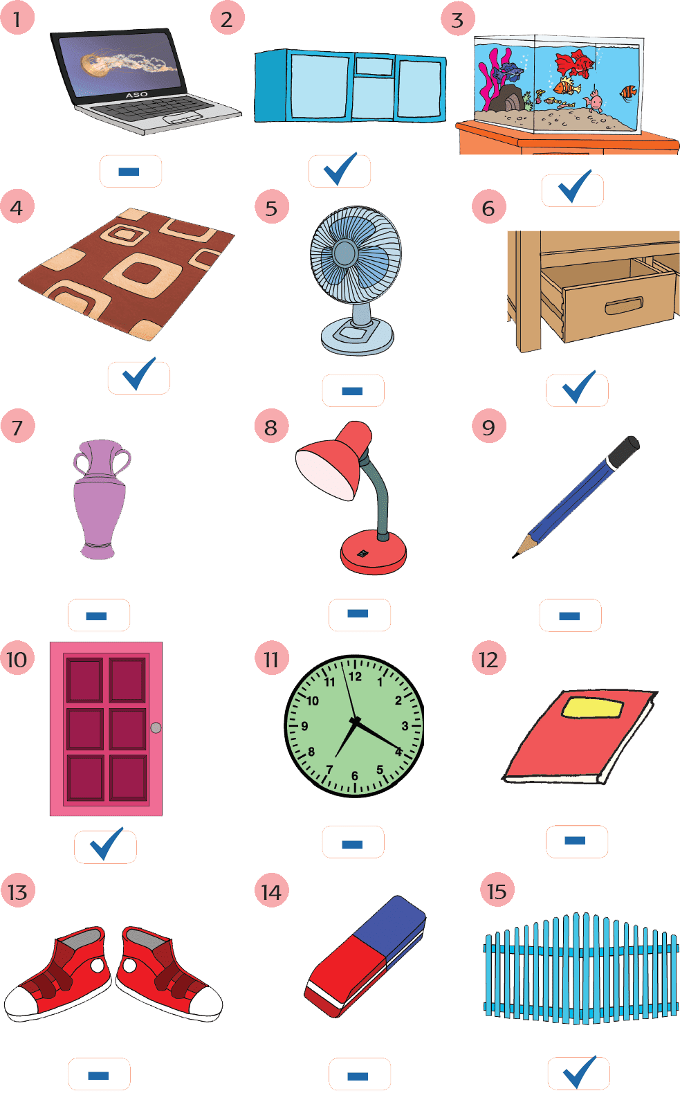 Kunci Jawaban Halaman 22, 23, 25, 27, 28, 29, 30, 32 Tema 5 Kelas 2