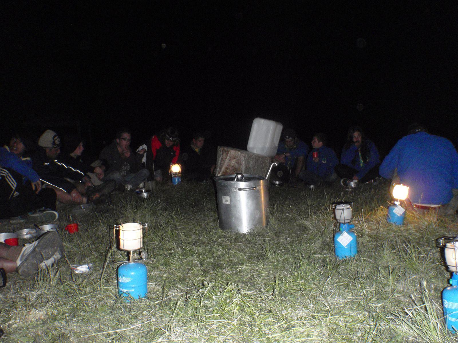 Campaments de Primavera de tot lAgrupament 2011 - P4200146.JPG