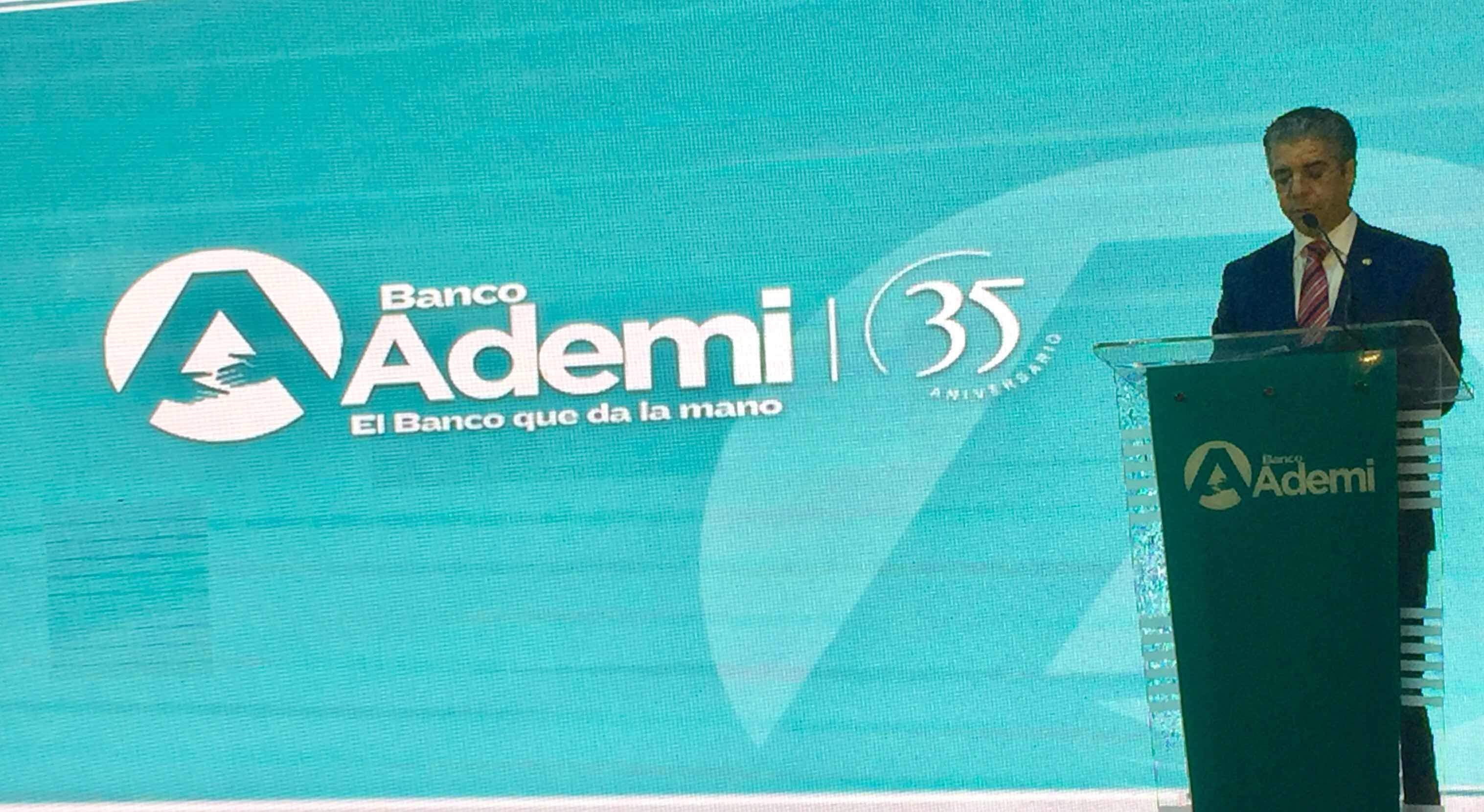 Banco Ademi celebra su 35 aniversario