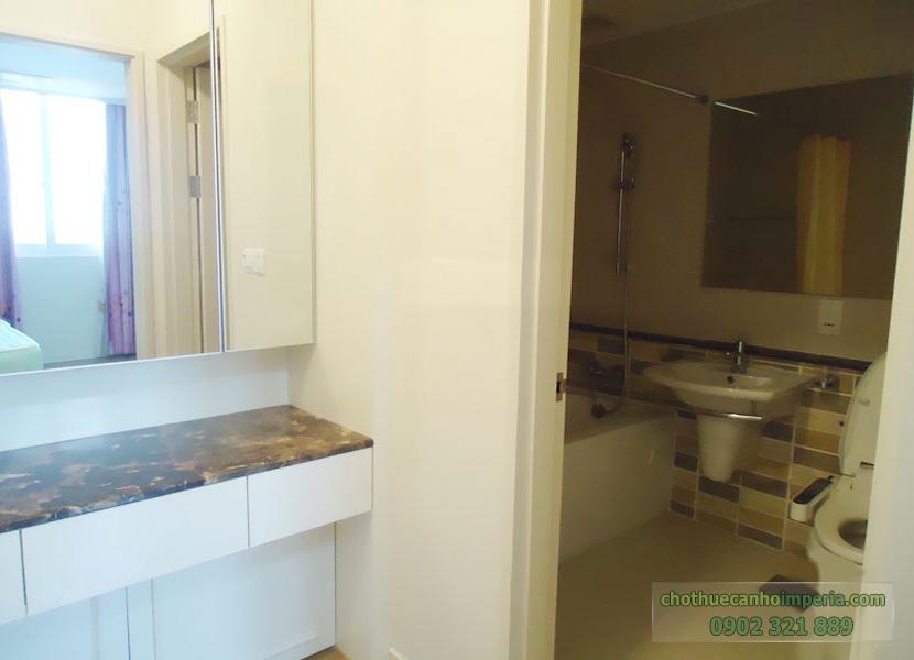 căn hộ 3 phòng ngủ đủ nội thất cho thuê tại Imperia An Phú quận 2