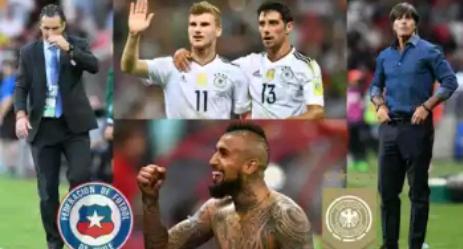Germany Wins FIFA Confederations Cup