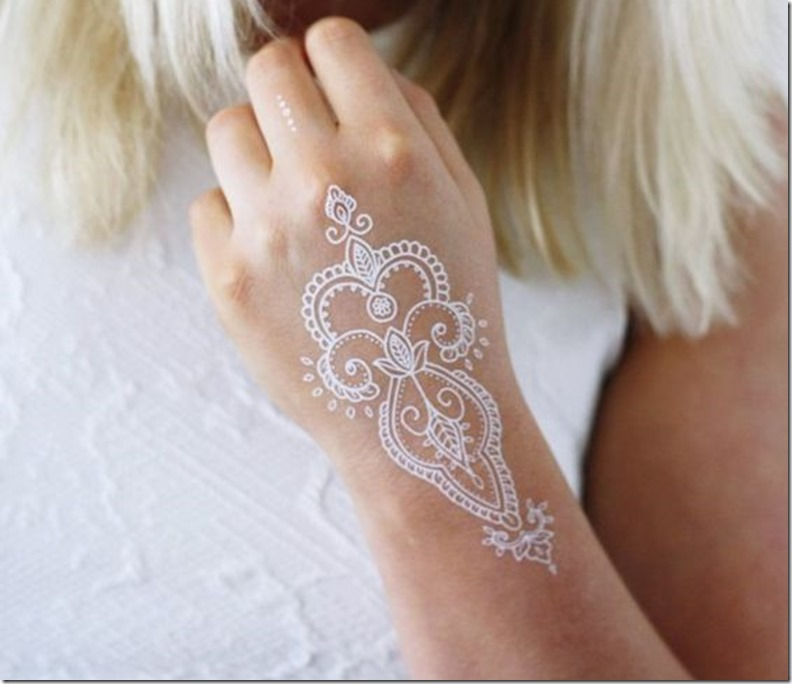 white henna 35