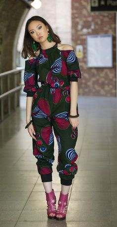 896f0a6fd86 ankara jumpsuit for 2016 2017 styles - Styles 7