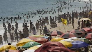 Covid-19: No Rio, média móvel indica aumento no contágio pelo sexto dia
