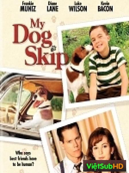 Chú Chó Skip