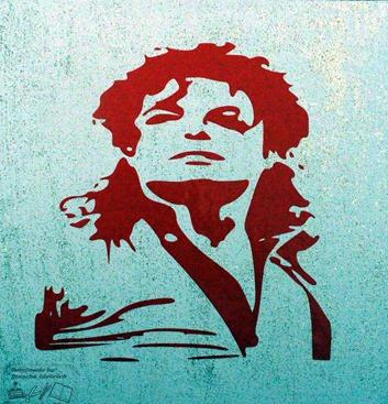 Canvas Michael Jackson 2