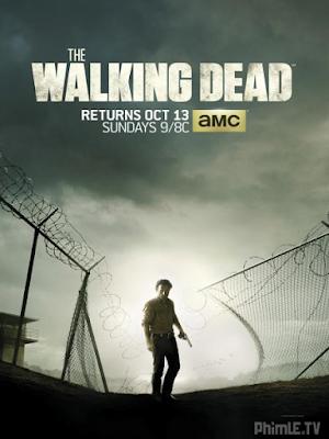 Phim Xác Sống 4 - The Walking Dead - Season 4 (2013)