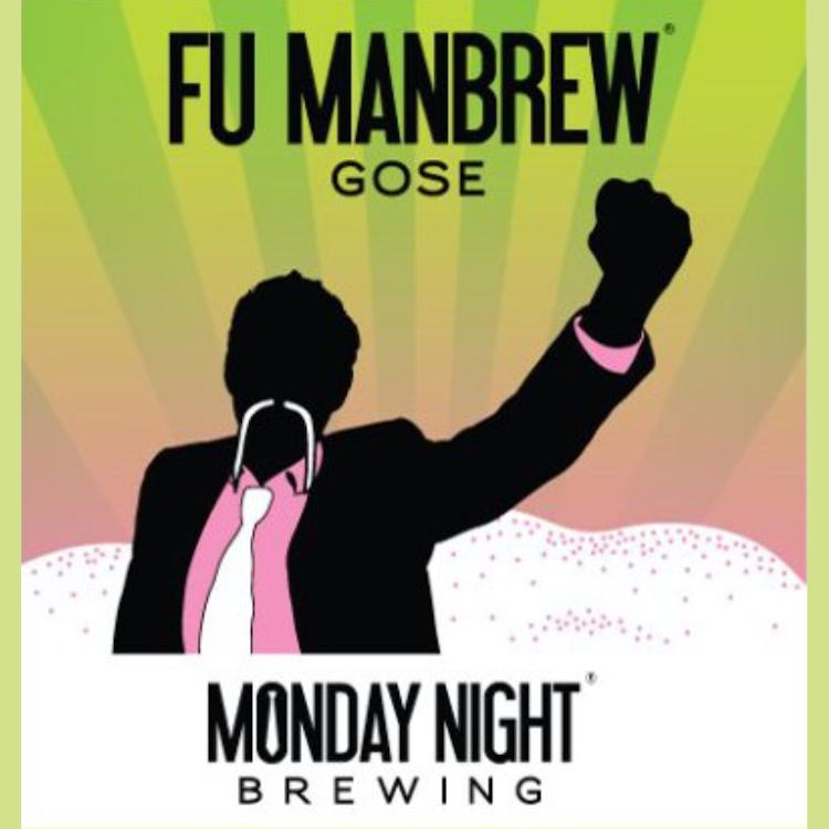 Logo of Monday Night Fu Manbrew Gose
