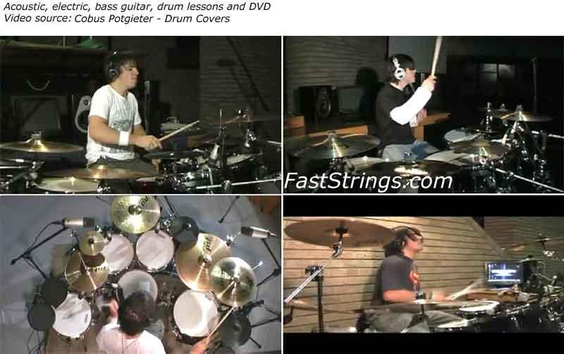 Cobus Potgieter - Drum Covers