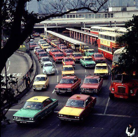 得閒寫下Blog: 香港歷史回憶照片