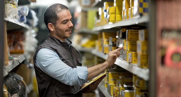 Lessen the Workload with Proper Inventory Management