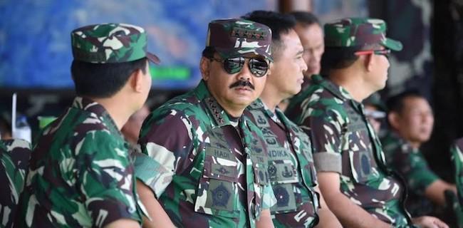 Syahganda Nainggolan: Apa Peran Militer dalam Menghadapi Coronoavirus