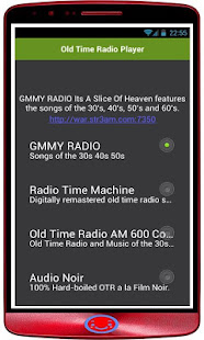 Old Time Radio Player - Apps on Google Play
