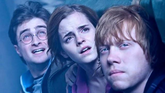 Há 26 anos Harry, Hermione e Rony formavam a Armada de Dumbledore