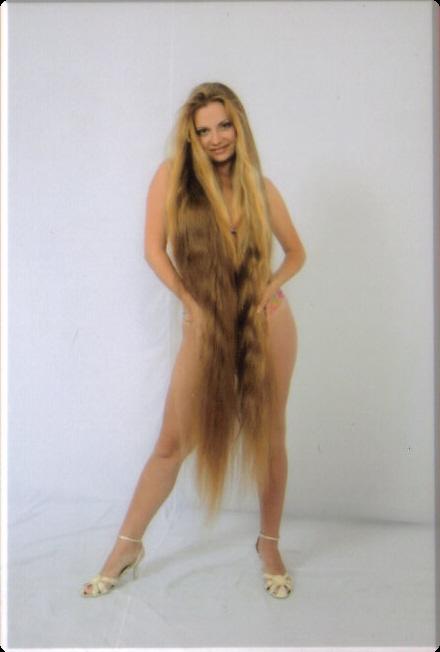 Lovely models photo salon Super long hair style sexy girl Hair Oil  Hair Loss