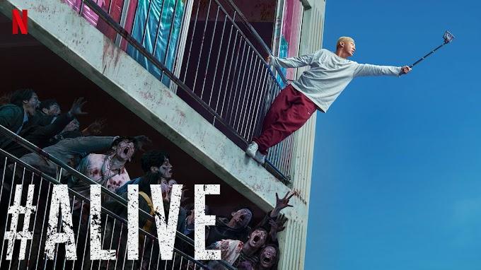 O Filme Recomendado de Hoje: #Alive
