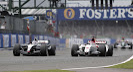 Sato VS Raikkonen, Honda VS McLaren