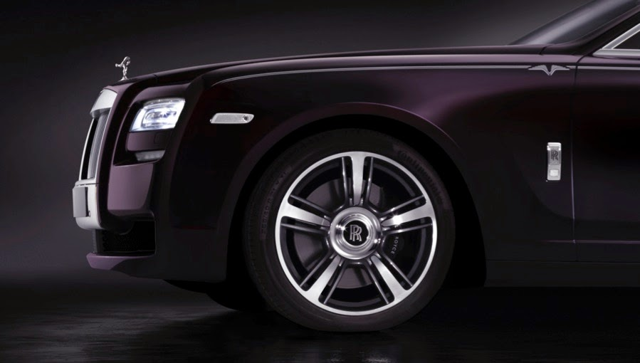 Rolls-Royce Ghost V-Specification 3