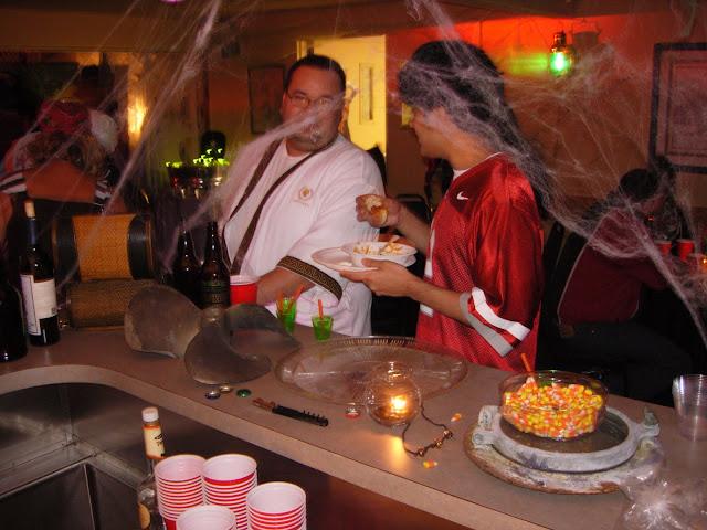 2009 Halloween - DSCN0022.JPG