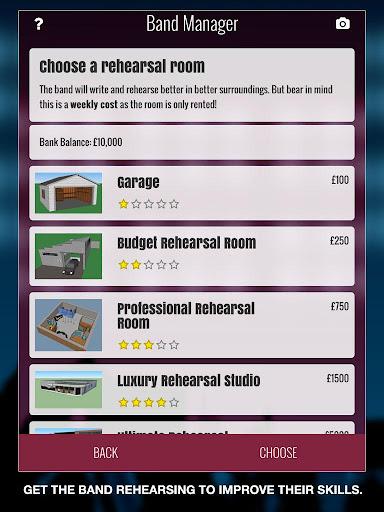 Superstar Band Manager  screenshots 7