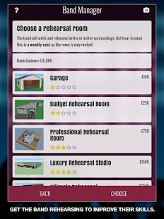 Superstar Band Manager- screenshot thumbnail