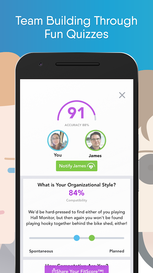 Good&Co: Career match tests- screenshot