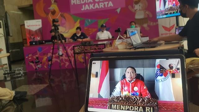 Menpora Ajak PWI Jalan Bareng Sukseskan Desain Besar Olahraga Nasional