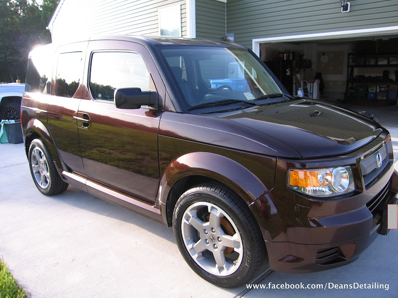 2008 honda element sc sale readiness detail. Black Bedroom Furniture Sets. Home Design Ideas