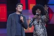 Nethynha Bardo, de Maruim, participa do Canta Comigo, da TV Record