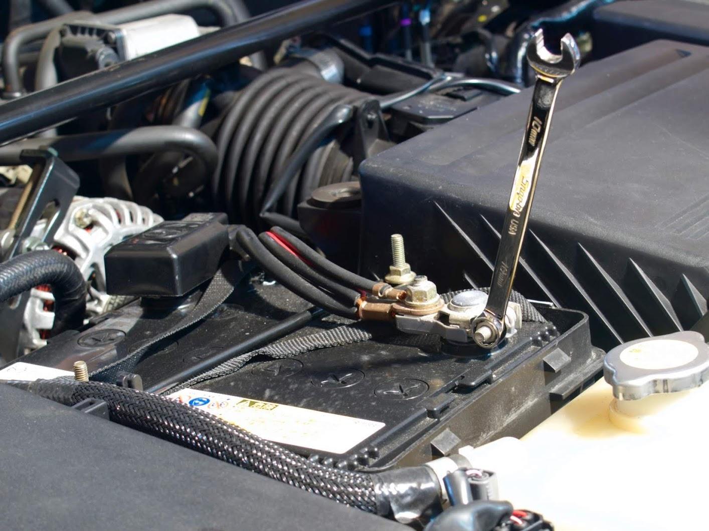 Mazda RX-8 Battery