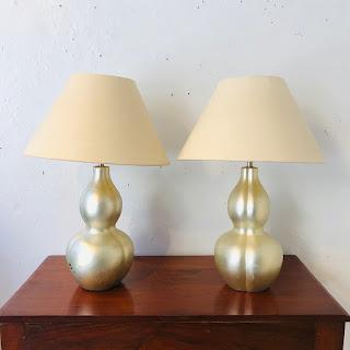 Sirmos Lamp Pair