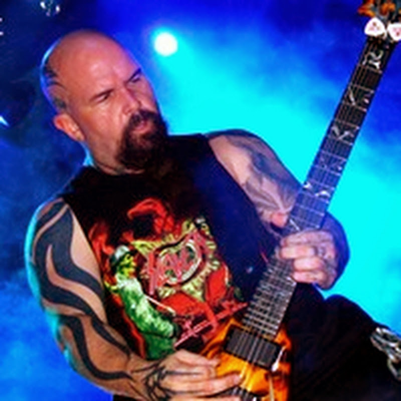 SLAYER's Kerry King In Special Feature Interview TONIGHT on WVOX's Metal Mayhem!