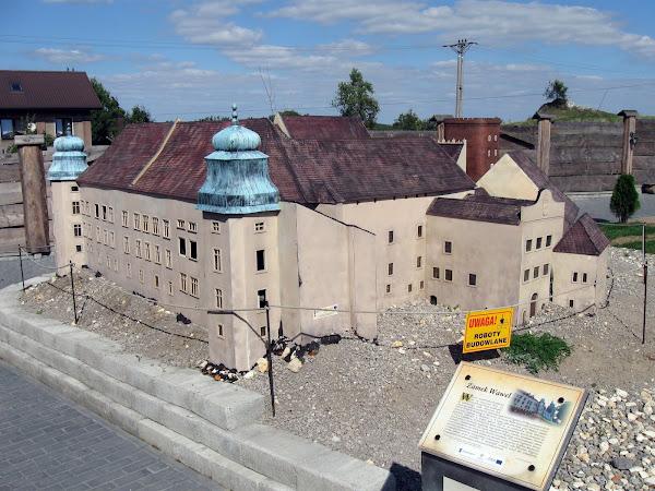 park zamków jurajskich - krakowski wawel