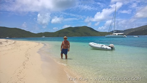 Vixen Point - Prickly Pear Island - Virgin Gorda