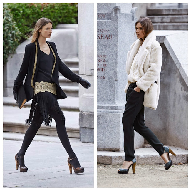 Moda española: Hoss Intropia colección 2014