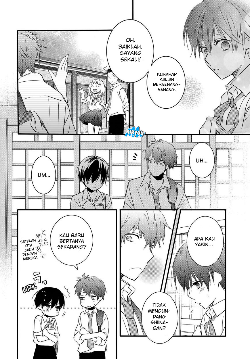 Bokura wa Minna Kawaisou Chapter 64-21