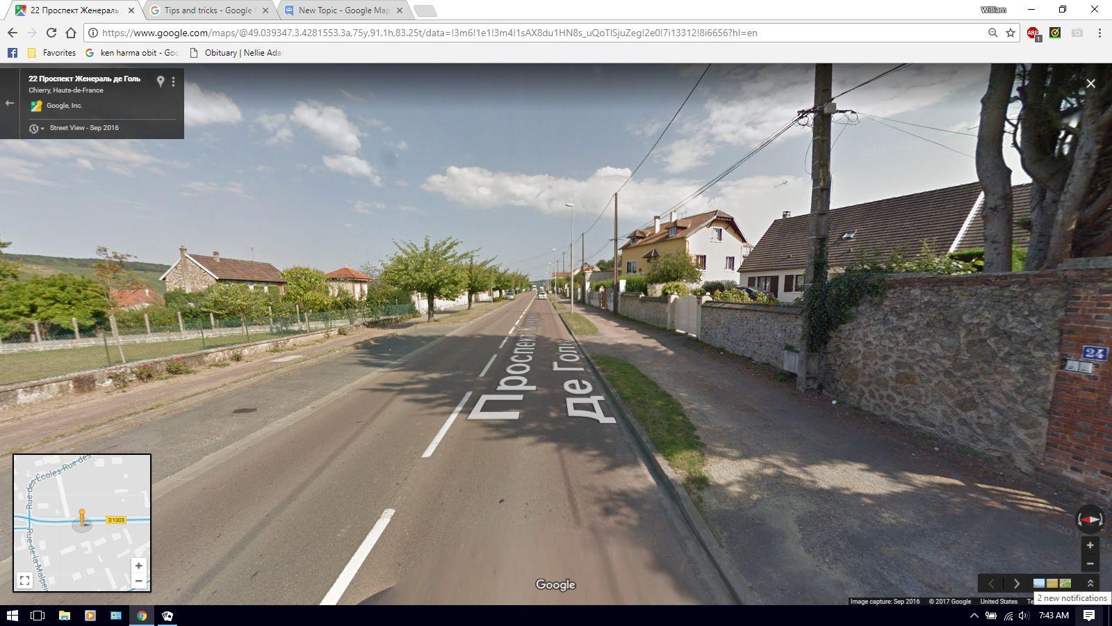 Street View In Cyrillic Russian Not English Google Terkep Sugo