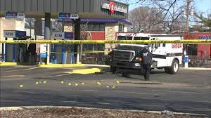 Attempted robbery of armored truck ends with would-be robber shot