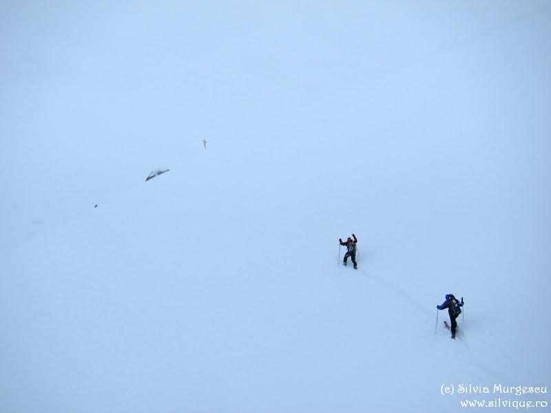 2014.03.15 - Piatra Craiului - Braul Cioranga si Valea Crapaturii