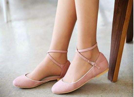 Diện giày mới không đau chân
