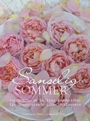 Jordbærpiken finner du i boken Sanselig Sommer