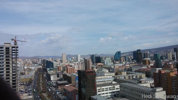 Negara berkembang Asia Mongolia
