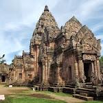 Od granice do Phnom Rung istorijskog parka (Tajland)