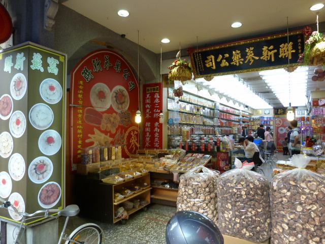 TAIWAN. Taipei ballade dans un vieux quartier - P1020615.JPG