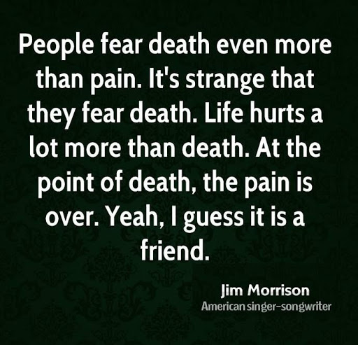 Quotes About Death And Life Awesome Top 35 Famous Jim Morrison Quotes
