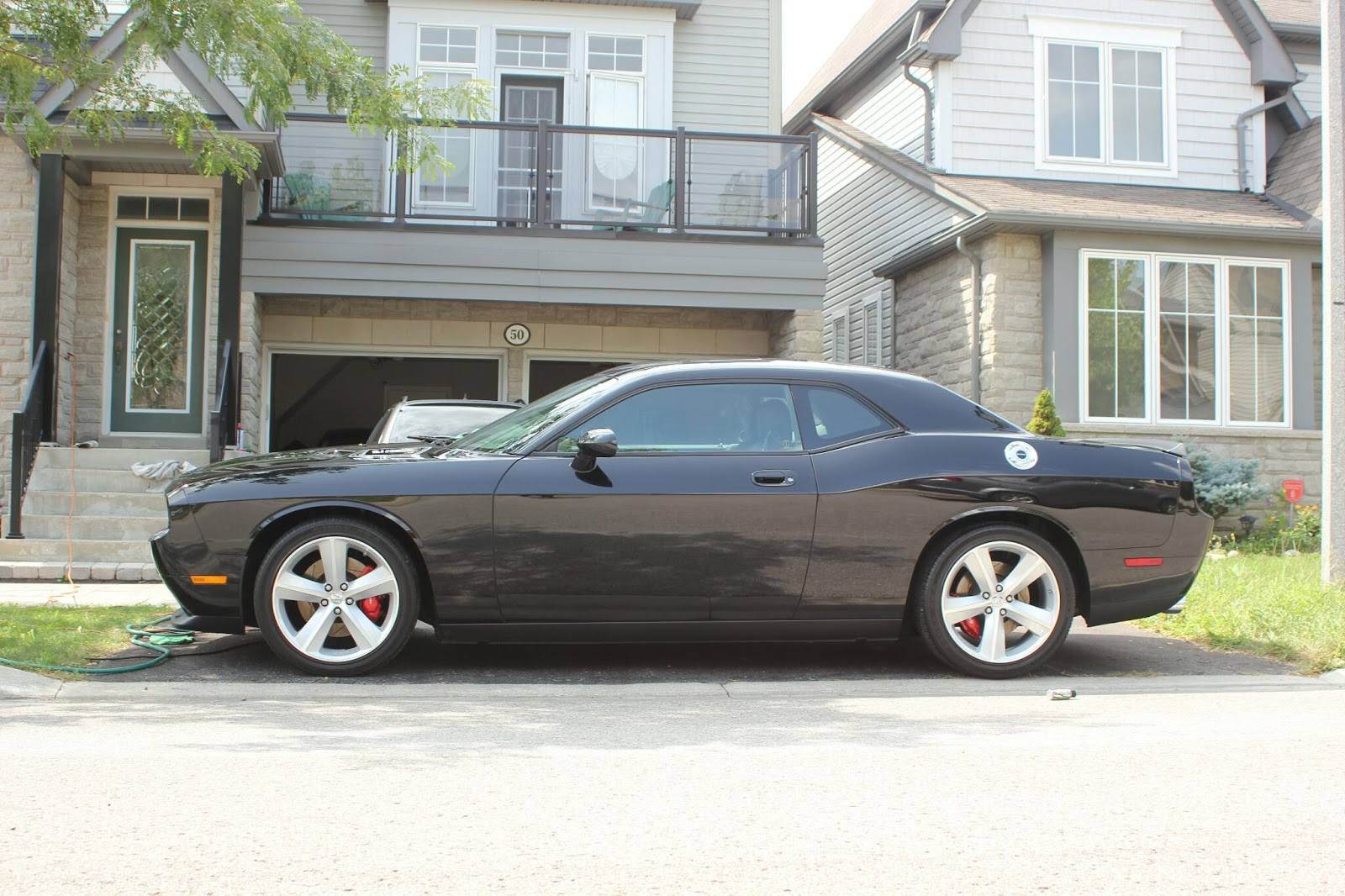 2008 Dodge Challenger Srt8 500 Edition