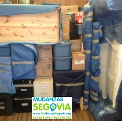Transportes Ituero y Lama Segovia