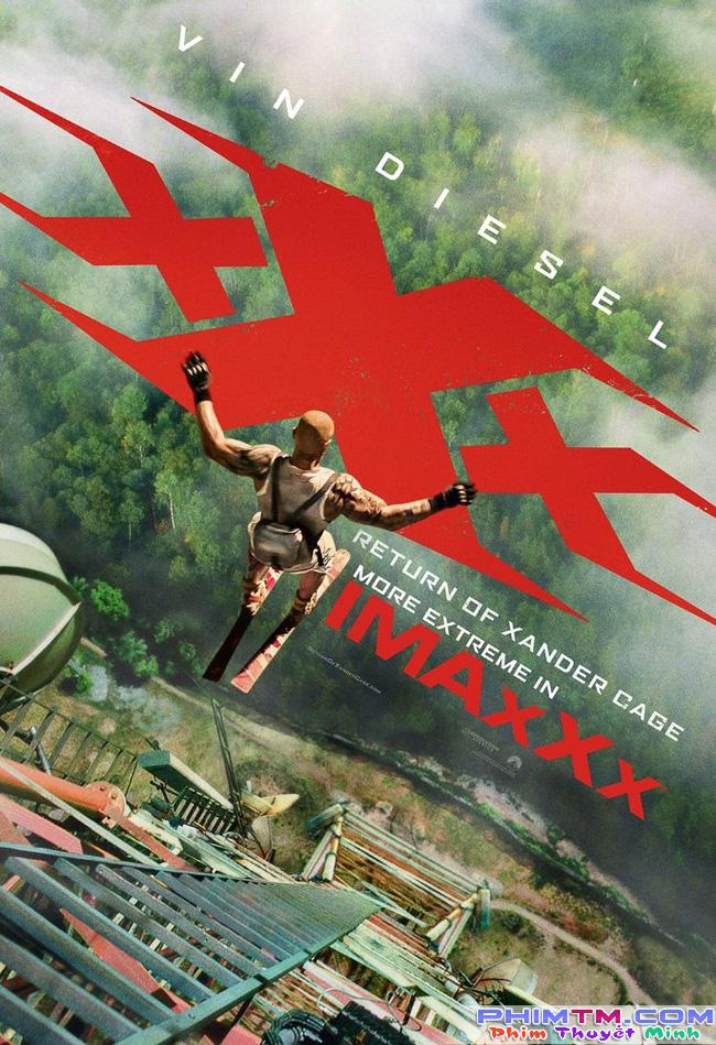 xXx: Return of Xander Cage - Phiên bản quậy phá của Fast and Furious - Ảnh 4.