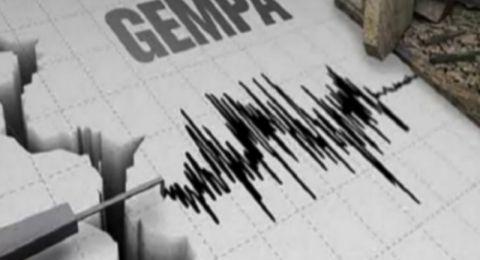 44 Kali Gempa Terjadi di Samosir Hari Ini