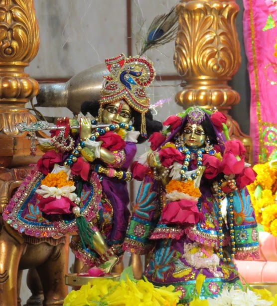 ISKCON Vallabh vidhyanagar Deity Darshan 16 jan 2017 (6)